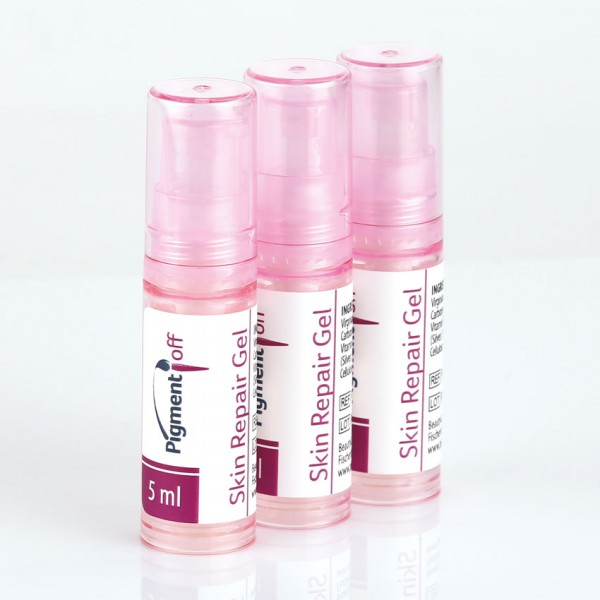 Skin Repair Gel 5 ml - antiseptic care after removal of PMU and tattoos