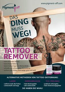 """Plakat """"Das Ding muss weg"""", DIN A2"""