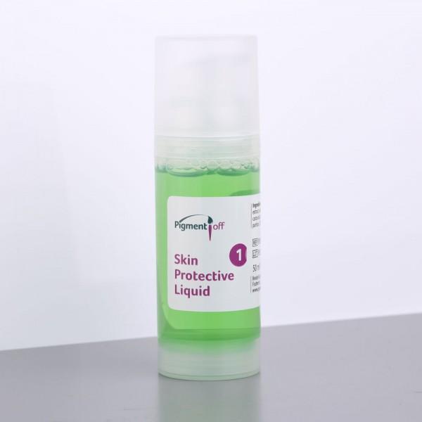 Skin Protective Liquid 50 ml - antiseptische Flüssigkeit zur Hautreinigung
